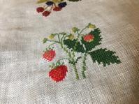 果実のベルプル4☆イチゴ・Jordbær・Erdbeere - 緑の風にのって