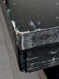 ベンチの角 - 四十八茶百鼠