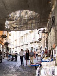 2017夏 イタリア三都市路地裏ツアー - 岩月澄子-時の欠片を拾い集めて・・・