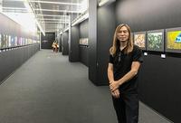 「ボケフォトファン」グループ展2017へ行ってきました。 - 写真家 永嶋勝美の「散歩の途中で . . . !」(DGSM Print)