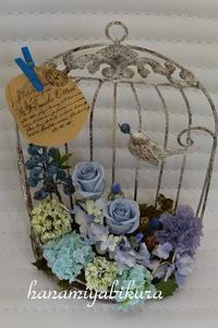 教室のお花 - 好きな物に囲まれて* お花とお茶と楽しい時間 *
