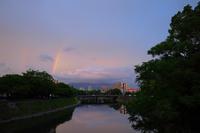 虹 - お庭のおと