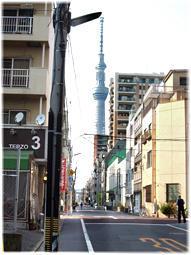 江戸東京博物館の両国から錦糸町へ - nazunaニッキ