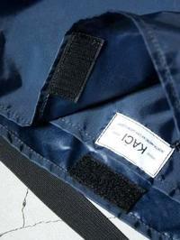 KACI ナイロンショルダーバッグ - 【Tapir Diary】神戸のセレクトショップ『タピア』のブログです