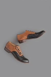 forme Button Up Shoes (Lady's) - un.regard.moderne