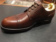 【YANKO】ラフなソールがグッド! - 銀座三越5F シューケア&リペア工房<紳士靴・婦人靴・バッグ・鞄の修理&ケア>