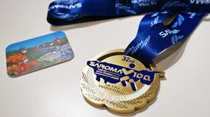 2017.06.25 32ndサロマ湖100kmウルトラマラソン Vol.03(Start-Finish) - ヨコハマな日々
