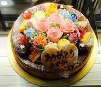 ご注文のケーキは・・・ - 手作りケーキのお店プペ