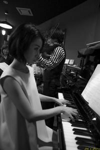 ピアノとバイオリン - I shall be released
