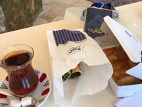 最近食べたもの・・・ - カッパドキアのデイジーオヤ・キリムバッグ店長日記