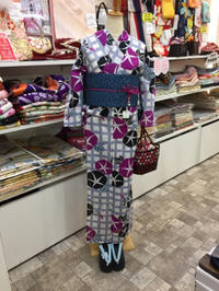 今日の浴衣コーディネイト♫ - Tokyo135° sannomiya
