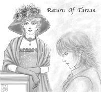 Return Of Tarzan 1 - えありすのお絵描き帳