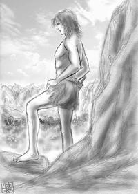 Return Of Tarzan 4 - えありすのお絵描き帳