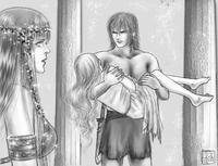 Return Of Tarzan 7 - えありすのお絵描き帳