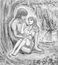 Return Of Tarzan 8 - えありすのお絵描き帳