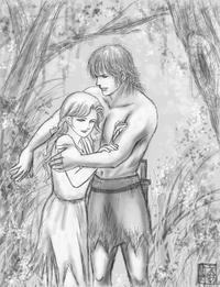 Return Of Tarzan 9 - えありすのお絵描き帳