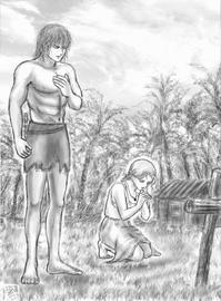 Return Of Tarzan 12 - えありすのお絵描き帳