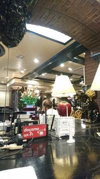 喫茶店アゲイン - trintrin☆dolce☆