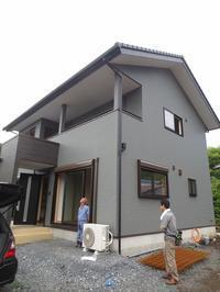 ゆったりな二階のある家④(完成!) - ㈱栃毛木材工業