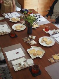 【レッスンレポ】launa×小さなおうちcafe Fikaコラボイベントvol.3 - パンとアイシングクッキー、マシュマロフォンダントの教室 launa