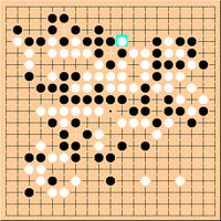 DeepZenGo対『GodMoves』の記事で分析 -(2) - わたらせ