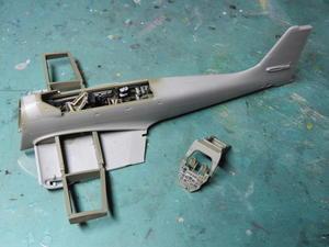 エアフィックス1/48Ju87B-2スツーカ-1 - サロン de アヴィオン