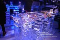 美しすぎる氷の世界!ハウステンボスのフラワーアイスカフェで極寒体験 - ワタシの旅じかん Go around the world!