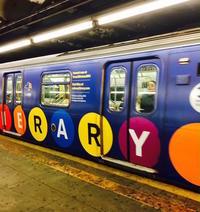 ニューヨークで注目されているSubway Library - NY/Brooklynの空の下
