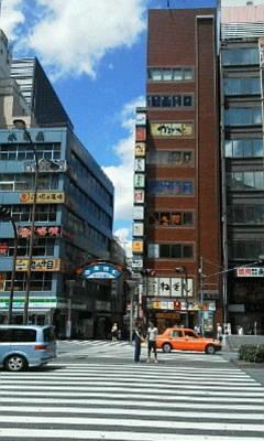昔新宿っ子繁華街を歩く -