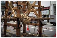 祇園祭 鉾建-2 - Hare's Photolog