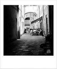 赤茄子月 寫誌 ⑨ シエナの裏通り - le fotografie di digit@l