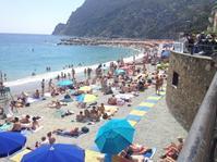 人生で一番短い海水浴 - フィレンツェのガイド なぎさの便り