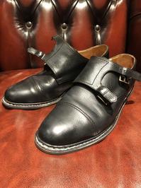 パラブーツをオールソール。 - 銀座三越5F シューケア&リペア工房<紳士靴・婦人靴・バッグ・鞄の修理&ケア>