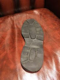 【パラブーツ】オールソール、仕上がる - 銀座三越5F シューケア&リペア工房<紳士靴・婦人靴・バッグ・鞄の修理&ケア>