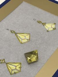 レモンクオーツのデザイン画 - 篠田恵美 ブログ 宝石に願いを