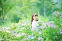 きらめきフラワー in 六本木 その3 - めぐみ #003 - Mi-yan's PHOTO LIFE blog [PORTRAIT]