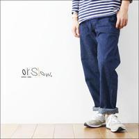 orslow[オアスロウ] US NAVY DENIM PANTS [01-5130-81] 【ユーエスネイビー デニムパンツ】MEN'S - refalt   ...   kamp temps