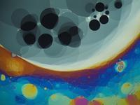ライオトロピックスメクチックフリースタンディングフィルム - ミクロ・マクロ・時々風景