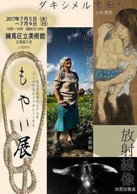 「もやい展」が啓発する、アカルイミライの歪み。小林憲明さんと会う。 - 明日への狼煙(のろし)