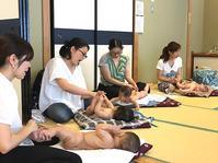 7月11日 ベビマ例会を開催しました - 子育てサークル たんぽぽの会
