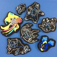 ◆ポケモンの七夕アイシングクッキー - まんなのお菓子工房