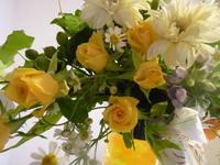 トロピカルサマー - 花に親しむ(フラワーデザイン)