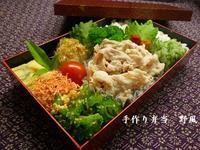 「野風弁当を食べる会」with 猫月珈琲のお知らせ♪ - 手作り弁当 野風