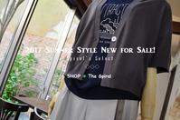 """2017 Summer Style New for Sale!... 7/12wed"" - SHOP ◆ The Spiralという館~カフェとインポート雑貨のある次世代型セレクトショップ~"
