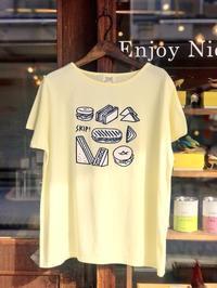 Tシャツフェアが始まります!!新作&お土産Tシャツもいろいろ。 - hickory03travelers-blog