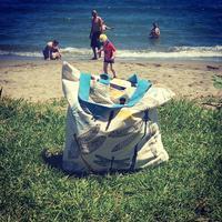 海水浴にも似合います!トンボのトートバッグ - ブルーベルの森-ブログ-英国カントリーサイドのライフスタイルをつたえる