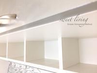 食器棚、スキッと拭き掃除でさっぱり快適に - sweet living  シンプルで快適な暮らし