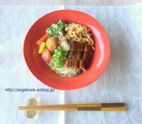 スタミナ素麺 - 天使と一緒に幸せごはん