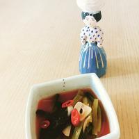 夏です!水キムチを作りましょう~ - 今日も食べようキムチっ子クラブ (我が家の韓国料理教室)