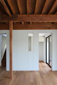中野の住宅リノベーション・竣工 その2 - 山崎壮一のブログ  so1architect weblog